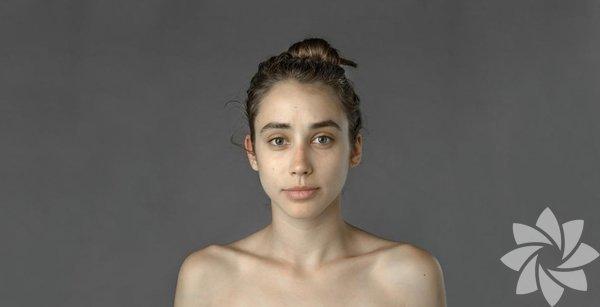 """Farklı ülkelerde güzelliğin ölçülerinin nasıl değişebildiğini göstermek isteyen gazeteci Esther Honig, kendi fotoğrafını 22 farklı ülkeden photoshop uzmanına gönderdi ve """"beni güzelleştirin"""" dedi. Ortaya çıkan sonuç şaşırtıcı!"""