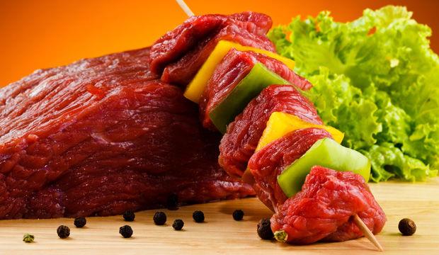 Doğru teknikle pişirilen kırmızı et sağlığa faydalı