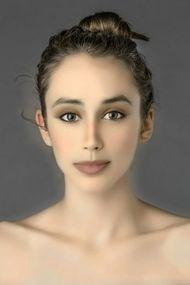 Esther Honig'in ülkelere göre güzellik fotoğrafı