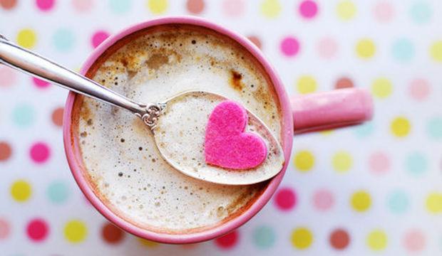 Keramet kahve falında, yaşasın sanal dünya!