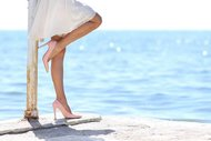 Topuklu ayakkabıyla rahat yürümenin 7 yolu