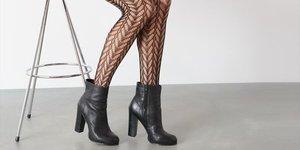 Trend: File çorap