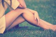 Bacaklarınızın hava almasını sağlayın