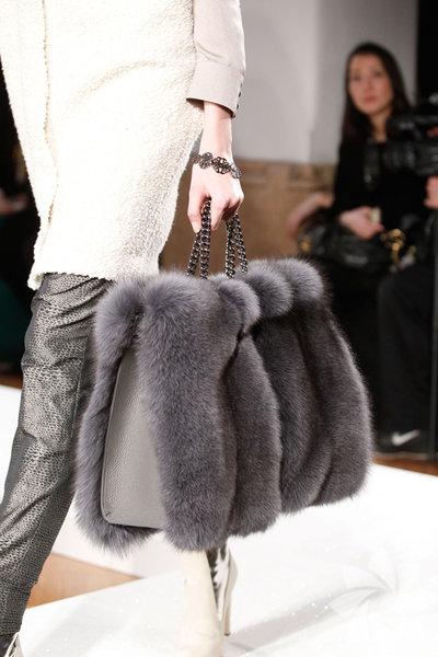 Kürk Çantalar