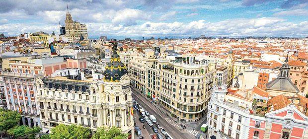 Madrid üçlemesi
