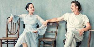 Jolie: 'Birbirimize verdiğimiz sözü tuttuk'
