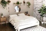 Modern yatak odaları