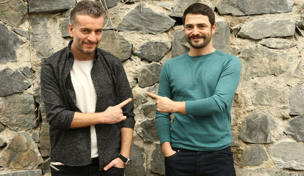 Ahmet Kural ve Murat Cemcir'le yeni filme özel