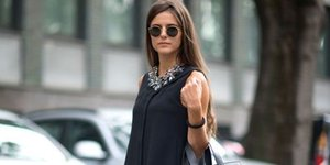 Zamansız parçalar: Siyah elbise