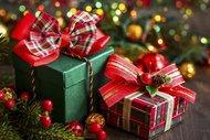 Yılbaşına özel kırmızı hediyeler