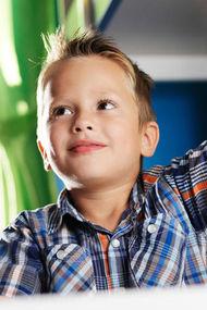 Özgüvenli çocuk, başarılı öğrenci