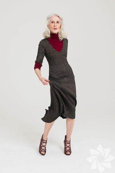 Son dönemlerde yeniden moda olan örgü elbiselerinizi dolabınızın derinliklerinden çıkarma vakti geldi.