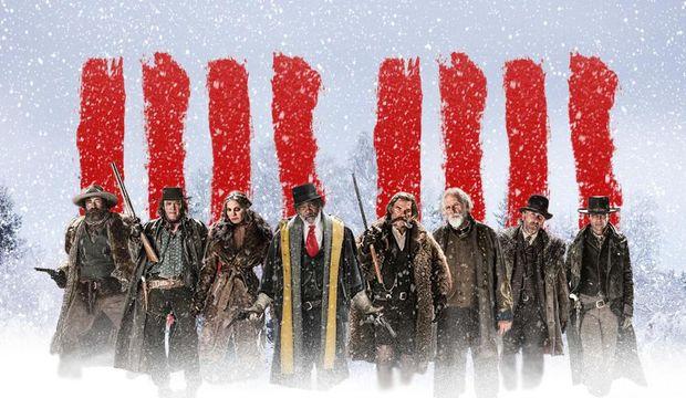 Tarantino'dan geveze western