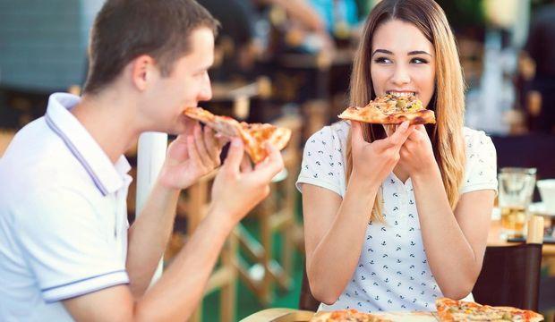 Türklerin pizza ile imtihanı