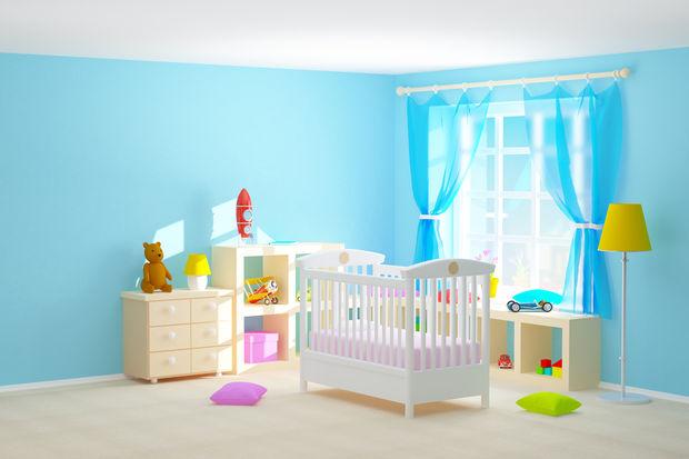 Bebek odası nasıl olmalı?