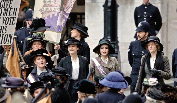 Suffragette: Bir kadın mücadelesi