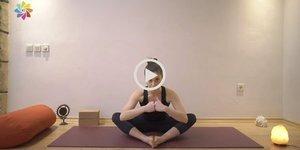 Regl düzensizliklerine yoga pozları