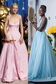 Gelmiş geçmiş en iyi Oscar elbiseleri
