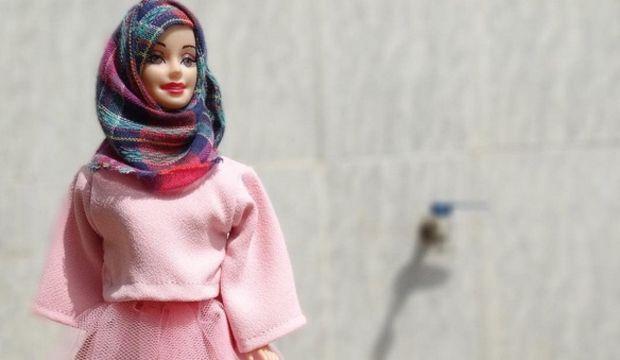 Barbie'lere tesettür modası