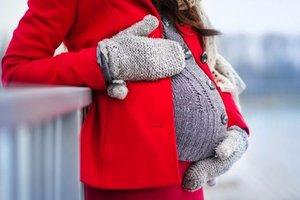Hamile kadınlar kışın eve kapanmamalı!