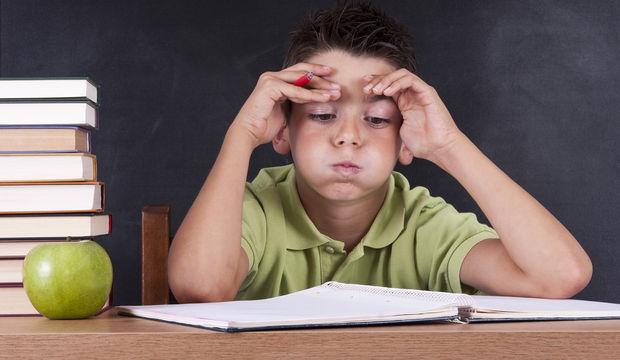 Sınav çocukları depresyona sokuyor