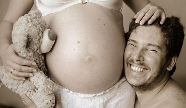 Babalar da hamilelik sendromu yaşar