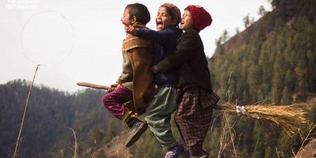 Köylü çocukların hayalini gerçekleştiren öğretmen