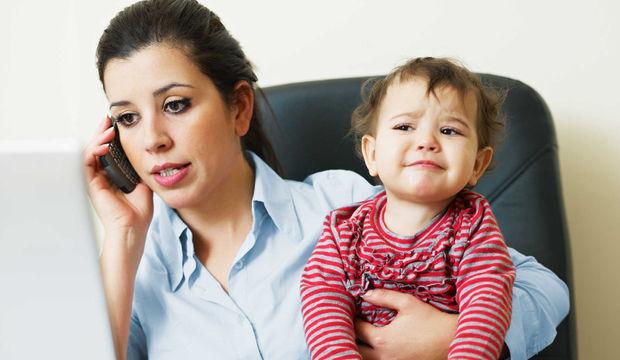 Bebeğim kariyerime engel mi?