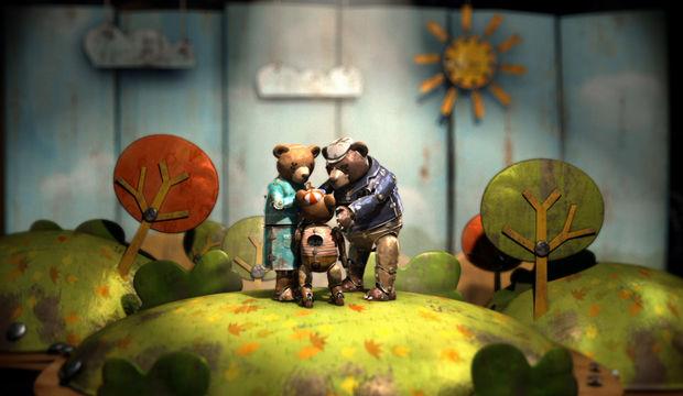 Bu animasyon Oscar aldı!