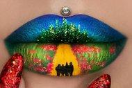 Sanat dudaklarda