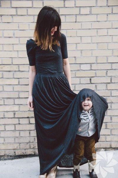 Anneler ve oğulları