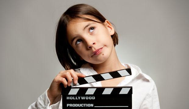 Çocuğunu reklamlarda oynatır mısın?