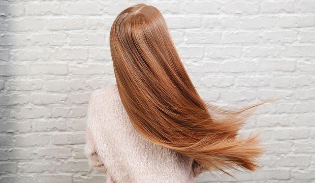 Parlak saçlar için 10 doğal yöntem
