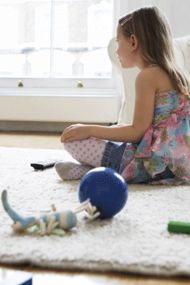 Az hareket eden çocuklarda obezite riski