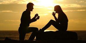 Test: Ufukta evlilik var mı?