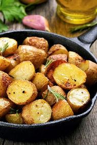Patatesi tekrar ısıtmayın çünkü...