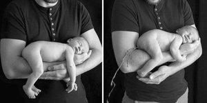 Bebektir ne yapsa yeridir!