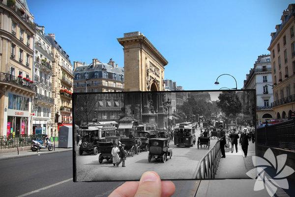 Boulevard - 1910