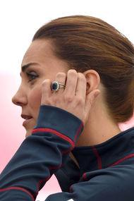 Kate Middleton'un mücevherleri...