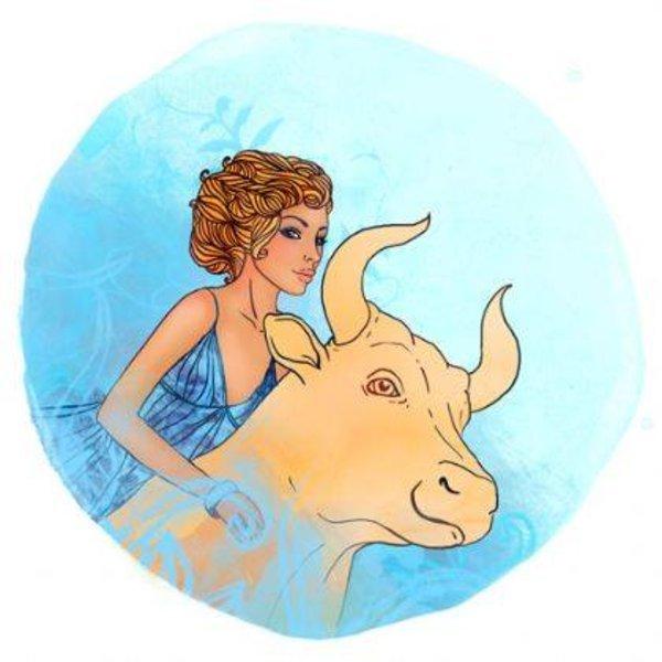 Женщи  телец какая о  гороскоп