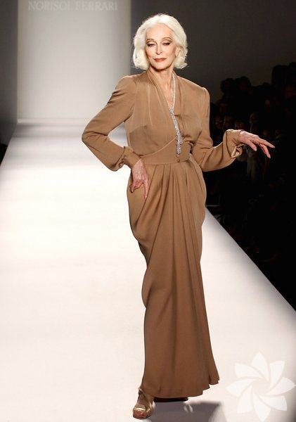 Carmen Dell'Orefice - 84