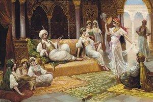 10 maddede Osmanlı Haremi