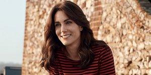 Kate Middleton'un Vogue fotoğrafları sergilendi