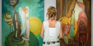 Sanata bakmak…