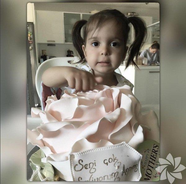 Demet Akalın - Aşkım, canım kızım #annnelergunu pastamız