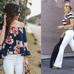 Yazın en büyük kurtarıcı beyaz pantolonlar bu sezon çok trend.