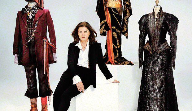 Colleen Atwood: Alis'in ceketi podyumlarda görülebilir