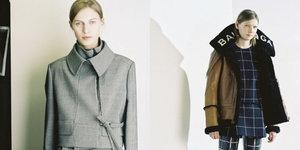 Balenciaga Pre-Fall 2016 Koleksiyonu