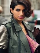 Stil ikonu Suudi Prensesi: Deena Abdulaziz