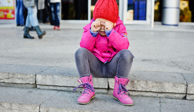 3-4 yaş çocuklarda kaybetme korkusu daha fazla
